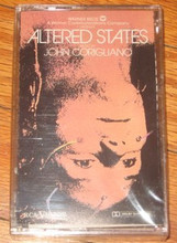 ALTERED STATES - Soundtrack