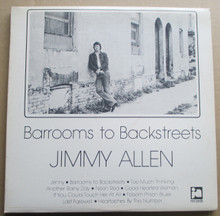 ALLEN, JIMMY - Barrooms To Backstreets
