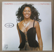 BARRY, CLAUDJA - The Girl Most Likely LP
