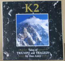 AIREY, DON -  K2 - Tales Of Triumph And Tragedy