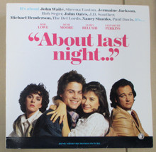 ABOUT LAST NIGHT - Soundtrack  LP