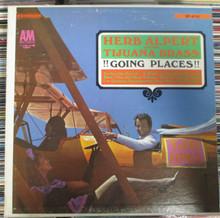 ALPERT, HERB - Going Places