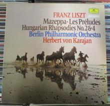 BERLIN PHILHARMONIC - Franz Liszt - Herbert von Karajan