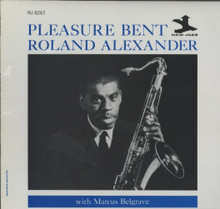 ALEXANDER, ROLAND - Pleasure Bent