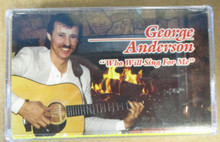 ANDERSON, GEORGE - Who Will Sing For Me
