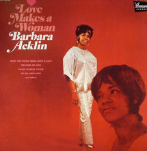ACKLIN, BARBARA - Love Makes A Woman