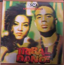 "2 UNLIMITED - Tribal Dance 12"""