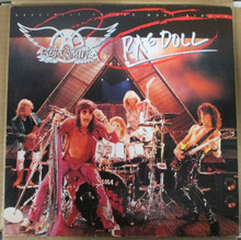 AEROSMITH - Rag Doll 12""
