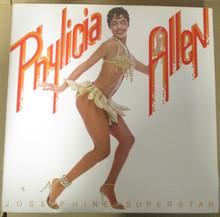 ALLEN, PHYLICIA - Josephine Superstar