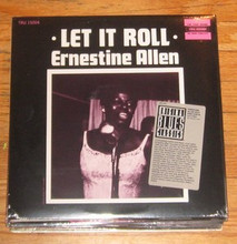 ALLEN, ERNESTINE - Let It Roll