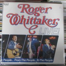 WHITTAKER, ROGER - Live