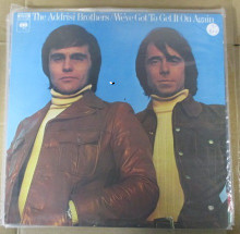 ADDRISI BROTHERS - We've Got To Get It On Again
