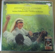 BERLIN PHILHARMONIC - Vivaldi 6 Concerti - von Karajan