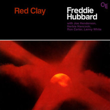HUBBARD, FREDDIE - Red Clay