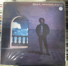NEWTON-DAVIS, BILLY - Love Is A Contact Sport