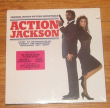 ACTION JACKSON - Soundtrack