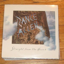 ALLEN, RANCE - Straight From The Heart