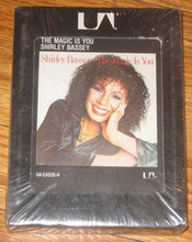 BASSEY, SHIRLEY - The Magic Is You