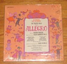 ALLEGRO - Cast Recording