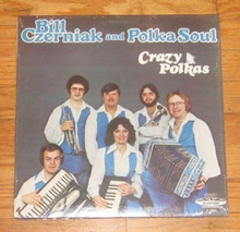 CZERNIAK, BILL - Crazy Polkas