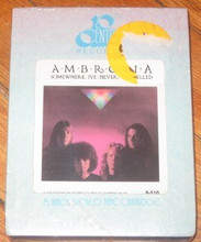 AMBROSIA - Somewhere I've Never Travelled