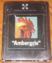 AMBERGRIS - Self Titled   8 track