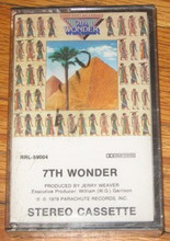 7TH WONDER - Self Titled - Seventh Wonder