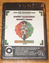 COME BACK CHARLESTON BLUE - Donny Hathawway - Soundtrack