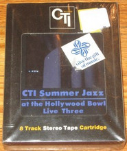 CTI SUMMER JAZZ - At The Hollywood Bowl Live Three