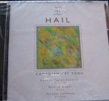 HAIL - CANADIAN ART SONG - Doreen Taylor-Claxton