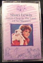 LEWIS, SHARI - Lamb Chop In The Land Of No Manners