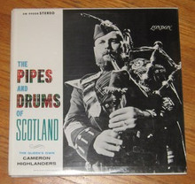 CAMERON HIGHLANDERS - Pipes And Drums