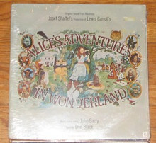 ALICE'S ADVENTURES IN WONDERLAND - Soundtrack