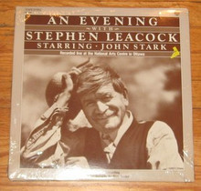 AN EVENING WITH STEPHEN LEACOCK - John Stark