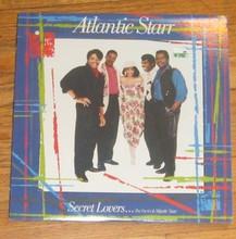 ATLANTIC STARR - Secret Lovers - The Best Of