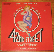 42ND STREET - Broadway Cast Album