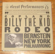 BERNSTEIN, LEONARD - Billy The Kid/Rodeo