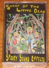SWAMP OF THE LIVING DEAD - Sound effects