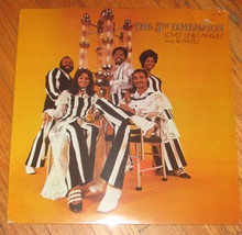5TH DIMENSION - Love Lines Angles & Rhymes