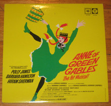 ANNE OF GREEN GABLES - Cast LP