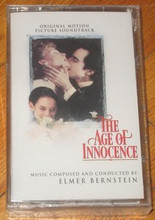 AGE OF INNOCENCE, THE - Soundtrack