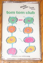 TOM TOM CLUB - Boom Boom Chi Boom Boom  CS