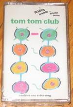 TOM TOM CLUB - Boom Boom Chi Boom Boom  CS