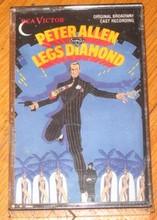ALLEN, PETER - Legs Diamond