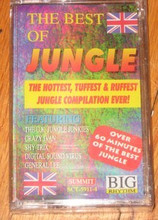 BEST OF JUNGLE - V.A.