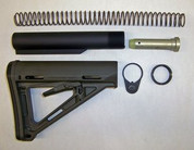 MagPul MOE Stock Mil-Spec - Complete Kit - Black