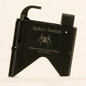 Spikes Tactical Enhanced 9mm MagWell Block