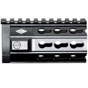 YHM KR7 Mini Length Keymod Handguard 4.25in
