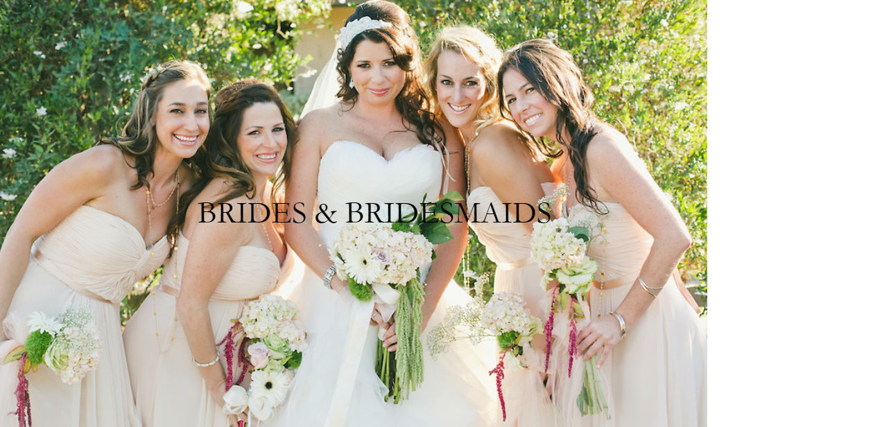 Custom Bridal and Bridesmaids Jewelry by Luciam Designs