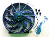 BLACK 2500 CFM ELECTRIC FAN